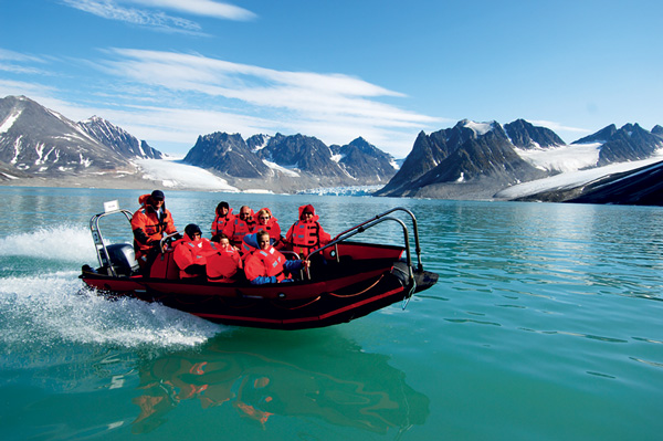 Excursions Hurtigruten